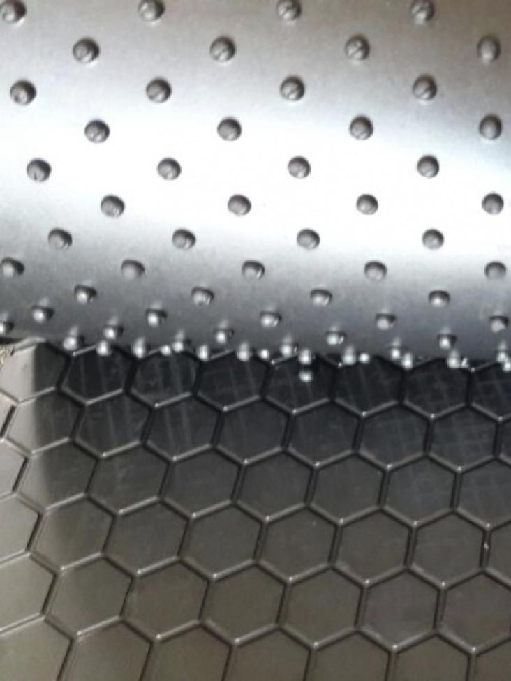 Резиновые покрытия для содержания КРС. Маты для коров.